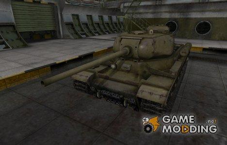 Шкурка для ИС в расскраске 4БО для World of Tanks