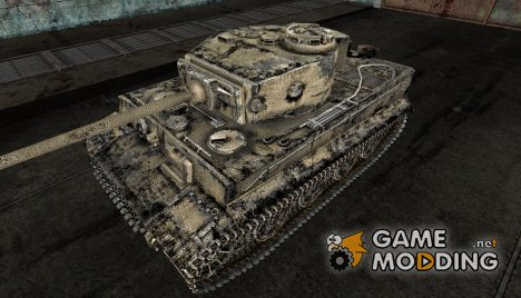 PzKpfw VI Tiger vavan333 для World of Tanks