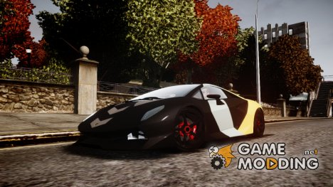 2011 Lamborghini Sesto Elemento for GTA 4
