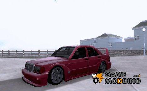 1990 Mercedes-Benz 190E 2.5-16 Evolution II для GTA San Andreas
