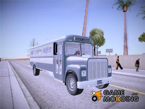 Bus GTA 3 для GTA San Andreas