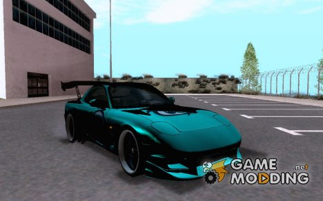Mazda RX7 L1UKS1US Edition for GTA San Andreas