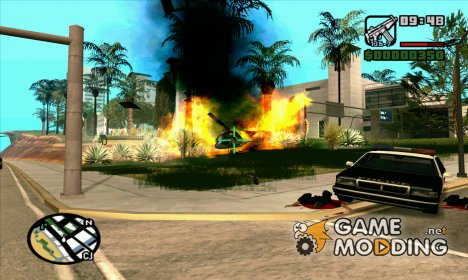 Weapons First Person Shooter V1.0 by PXKhaidar для GTA San Andreas