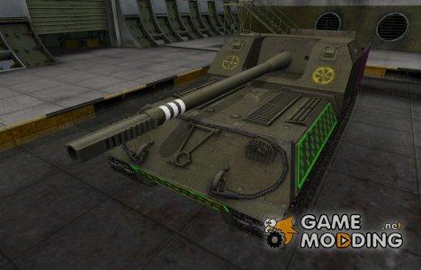 Качественные зоны пробития для Объект 263 для World of Tanks