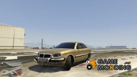ГАЗ 3111 Волга для GTA 5
