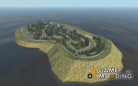 Bihoku Drift Track v1.0 for GTA 4