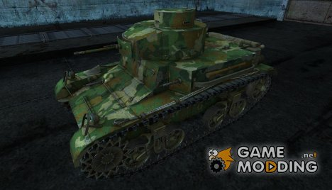 M2 lt от sargent67 7 для World of Tanks