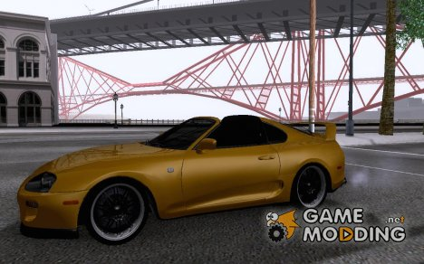 Toyota Supra Targa for GTA San Andreas