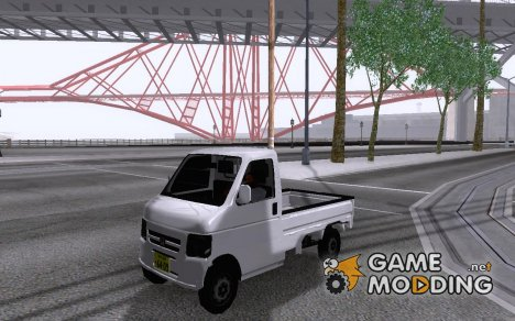 1998 Honda Acty Kei Truck for GTA San Andreas