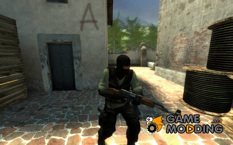 CT Urban styled Terror для Counter-Strike Source