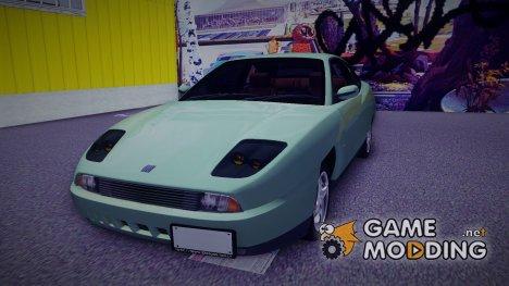 Fiat Coupe для GTA 3