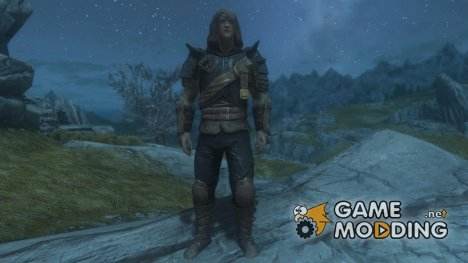 The Lone Mercenary for TES V Skyrim