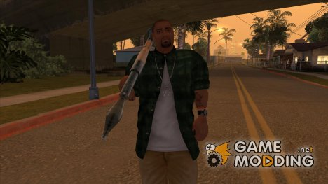 Mack10 for GTA San Andreas