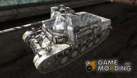 Шкурка для Marder II для World of Tanks
