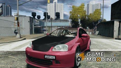 Chevrolet Lacetti WTCC Street Tun for GTA 4