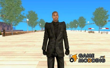 Новый bmyboun for GTA San Andreas