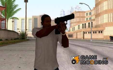 """""""Glock 17"""" by C.M.D.A.S for GTA San Andreas"""