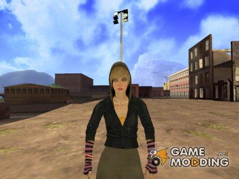 Annie (Dead Rising 3) для GTA San Andreas