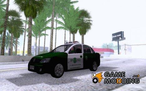 Chevrolet Corsa Premiun Carabineros de Chile V2 for GTA San Andreas
