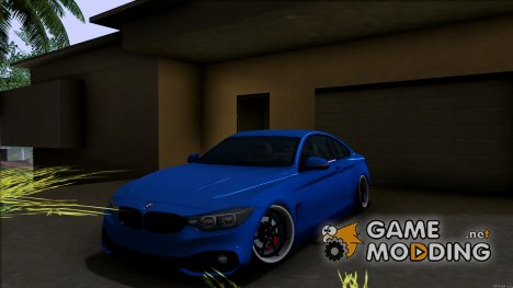 BMW 435i Stance for GTA San Andreas