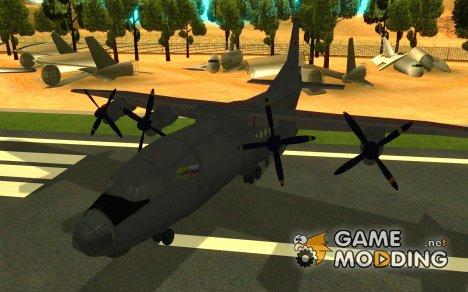 Ан-12 for GTA San Andreas