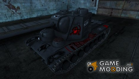 КВ-5 9 for World of Tanks
