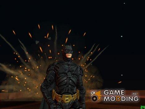 Тёмный рыцарь Бэтмен HD (DC Comics) для GTA San Andreas