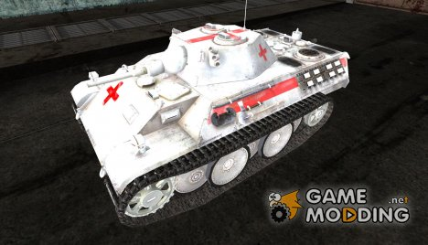 VK1602 Leopard 3 для World of Tanks