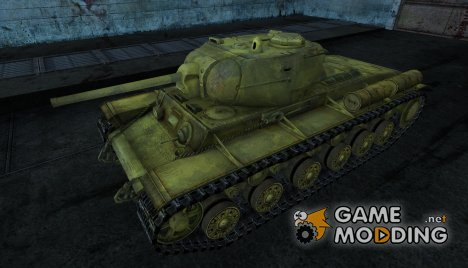 КВ-1С PaHaN125 для World of Tanks