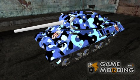 Шкурка для M10 for World of Tanks