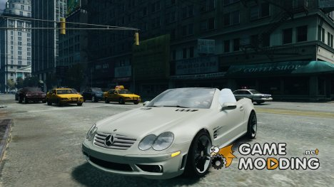 Mercedes Benz SL65 AMG for GTA 4