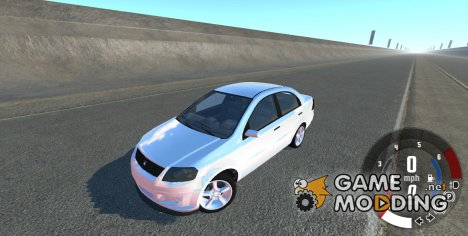 GTA V Declasse Asea for BeamNG.Drive