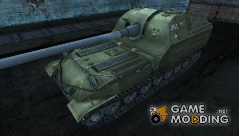 Шкурка для Объект 261 for World of Tanks