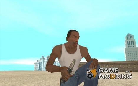 Гранатомет for GTA San Andreas