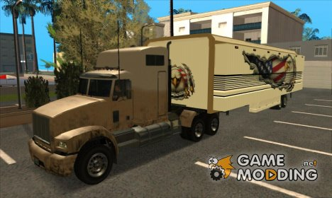 JoBuilt Mobile Operations Center V.2 для GTA San Andreas