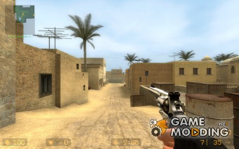 Smith & Wesson Dirty Harry для Counter-Strike Source