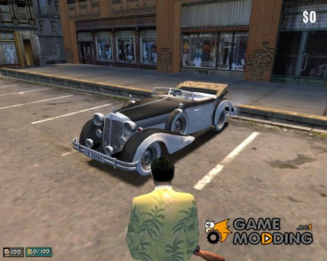 Horch 853 for Mafia: The City of Lost Heaven
