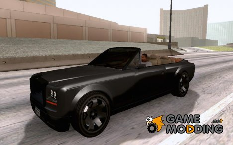 GTA IV Super D2 TBOGT for GTA San Andreas