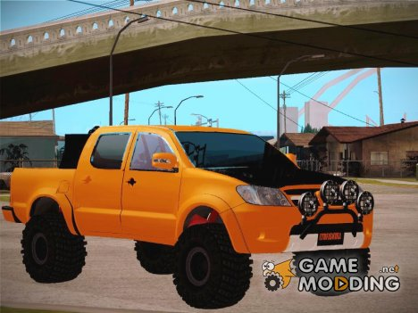 Toyota Hilux 2010 Off-Road Swag edition для GTA San Andreas