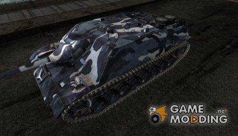 JagdPzIV 6 для World of Tanks