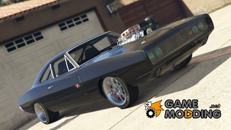 1970 Dodge Charger for GTA 5