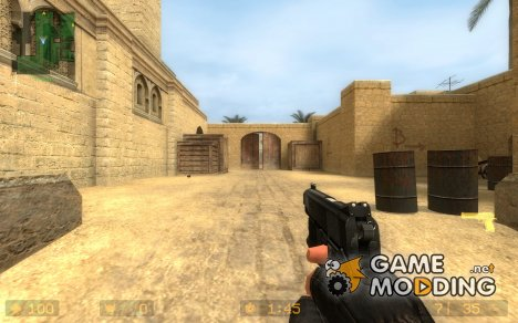DarkElfa®'s Swat Kimber для Counter-Strike Source