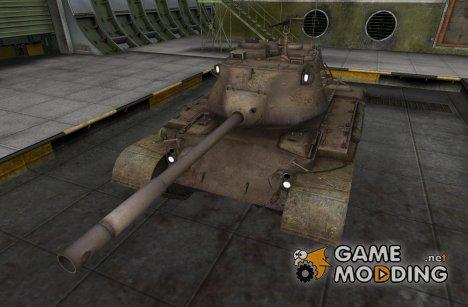 Ремоделлинг для танка M46 Patton for World of Tanks