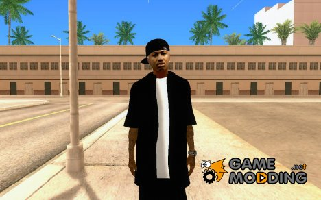 Новый скин на замену bmybar для GTA San Andreas