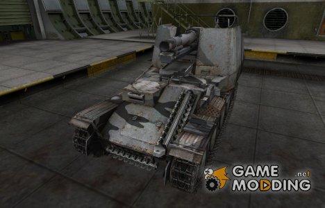 Шкурка для немецкого танка Grille for World of Tanks