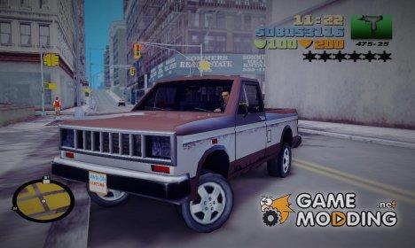 Bobcat из GTA SA for GTA 3