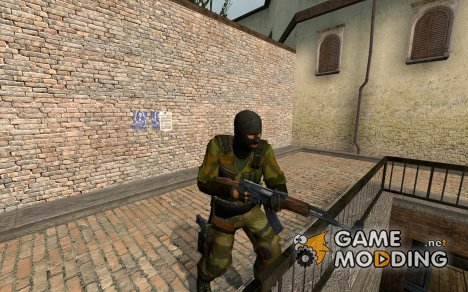 Militia Terror for Counter-Strike Source
