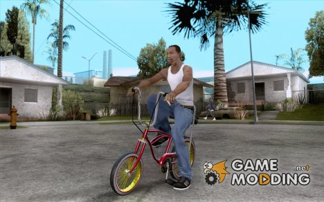CUSTOM BIKES BMX for GTA San Andreas