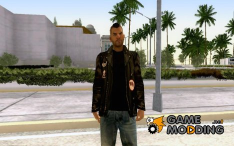 Jeremy Stone for GTA San Andreas