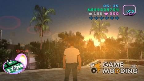 Remastered Graphics 0.6 для GTA Vice City
